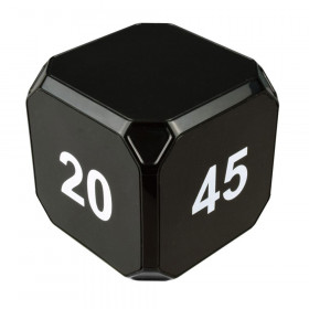 TimeCube Plus 2-10-20-45 Minute Preset Timer - Black