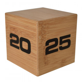 Bamboo TimeCube 5-10-20-25 Minute Preset Timer