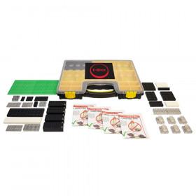 Power Blox Builds, LED Building Blocks Classroom Set, 292 Pieces