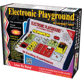 50-In-One Electronic Playground