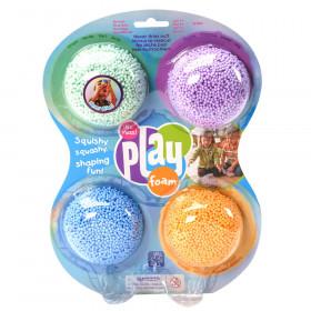 Playfoam, Classic Colors, 4/pkg
