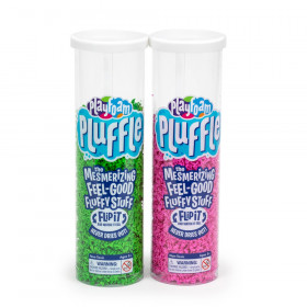 Playfoam PlufflePink & Green 2-Pack