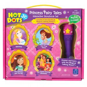 Hot Dots Jr Princess Fairy Tales