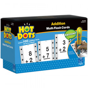 Hot Dots Addition Facts 0-9