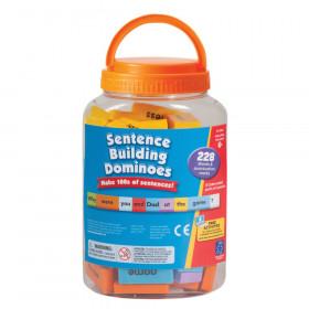 Sentence-Building Dominoes, 228 Pieces