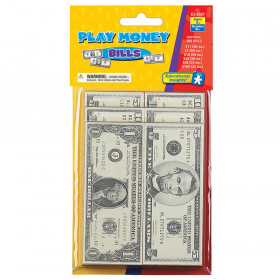 Play Money Bills, Pack of 300
