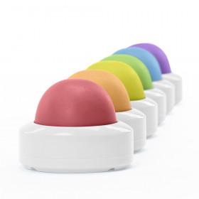 Wireless Eggspert Extra Student Buttons, Set of 6