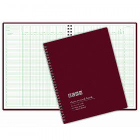Class Record Book, Grades for 9-10 Weeks, 50 Student Names