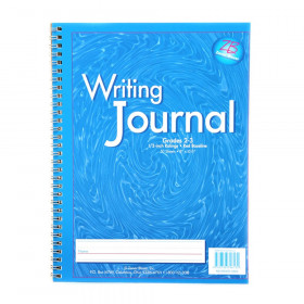 "Writing Journal, 1/2"" ruling, Grades 2-3, 50 Sheets"