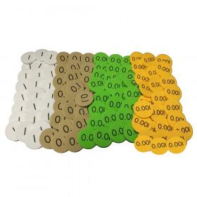Place Value Disc 4 Value Decimal Whole Num Sensational Math