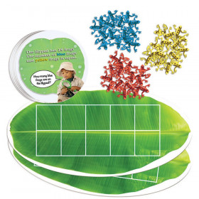 Essential Learning Products Froggy Ten-Frame Math
