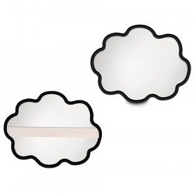 Sensational Classroom ThoughtClouds Dry-Erase Response Boards, Set of 6