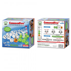 Fastpaced Number Dice Game Consecutive