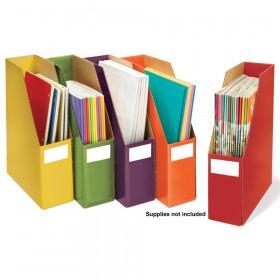Sensational Classroom Storage Files, Set of 5