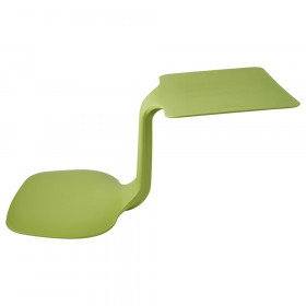 The Surf, Portable Work Surface, Light Green