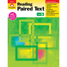 Reading Paired Text: Lessons for Common Core Mastery, Grade 5