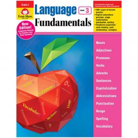 Language Fundamentals Gr 3 Common Core Edition