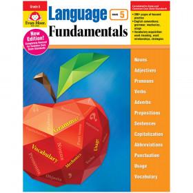 Language Fundamentals Gr 5 Common Core Edition
