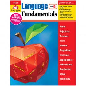 Language Fundamentals Gr 6 Common Core Edition