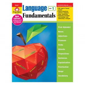 Language Fundamentals, Grade 1 - Teacher Reproducibles