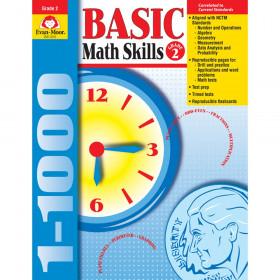 Basic Math Skills Gr 2