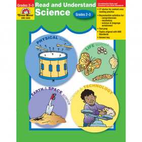 Read and Understand Science Book, Grades 2-3