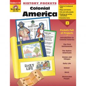 History Pockets, Colonial America