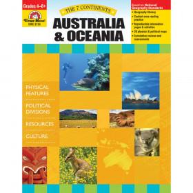 The 7 Continents: Australia & Oceania, Grades 4-6+