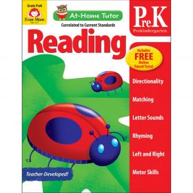 Home Tutor: Reading, Grade Pre-K - (The Alphabet)
