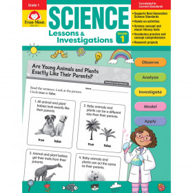 Science Lessons and Investigations, Grade 1
