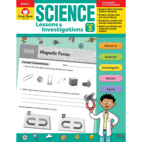 Science Lessons and Investigations, Grade 3