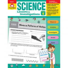 Science Lessons and Investigations, Grade 4