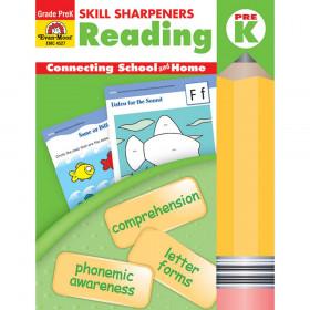 Skill Sharpeners Reading Book, Grade PreK