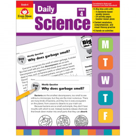 Evan-Moor Daily Science Book, Grade 4