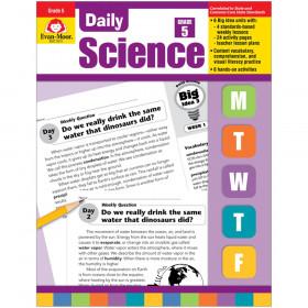 Evan-Moor Daily Science Book, Grade 5