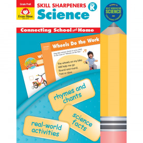 Skill Sharpeners Science, Grade PreK