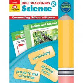 Skill Sharpeners Science, Grade K