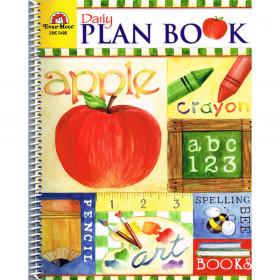 School Days Daily Plan Book