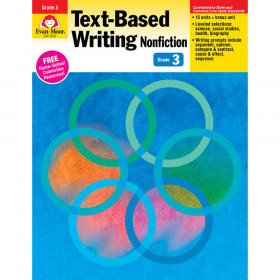 Gr 3 Text Based Writing Lessons For Common Core Mastery