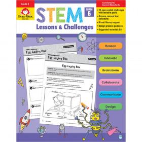 Stem Lessons & Challenges Grade 6