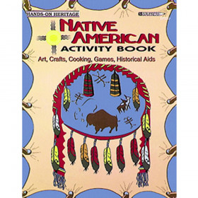 Activity Book Native American Gr Gr 2-6