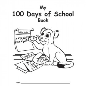My 100 Days Of School Book