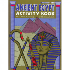 Activity Book Ancient Egypt Gr 2-6