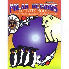 Activity Book Polar Regions Gr 2-6
