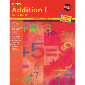 Addition 1 Facts 0-20