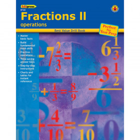 Fractions 2 Operations