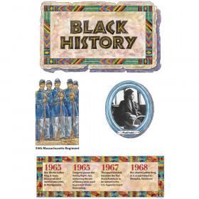 Black History Bulletin Board Set