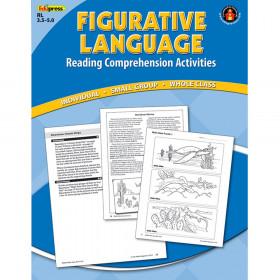 Figurative Language Comprehension Bk Blue Level