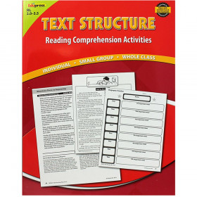 Text Structure Book Red Level