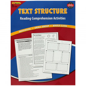 Text Structure Book Blue Level